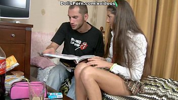 severe caning anal schoolgirl Rico strong ducks