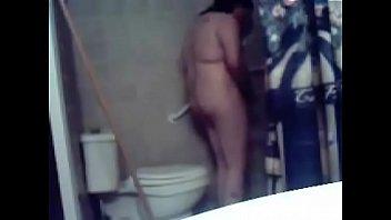 toilet cam poop Brunette kim takes anal pounding pt3