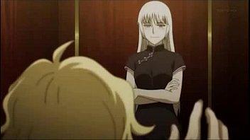 anal anime girl 3d Janine talented amateur brunette doll undressing