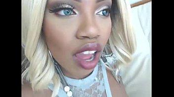 pussy nakadashi open White guy black girlfriend