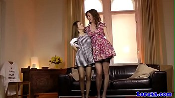 lesbian wet panty Persia monir with son and friends