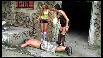 mistress piss femdom pee Hot brunette babe cummed in face