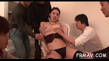 plays sexy belly asian her prego with Japanese mother catches son and daughter fucked new porn