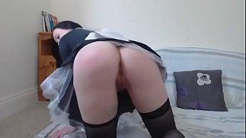 webcam striptease poledancing Luna hassan syria