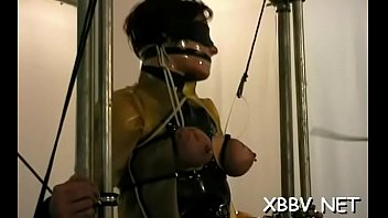 latex rubber bondage Friends mom shows her pussy