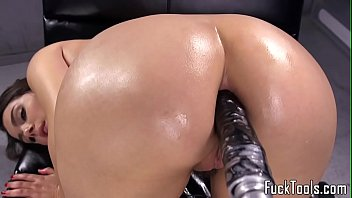 cream machine fuck on Dad force hairy daughter