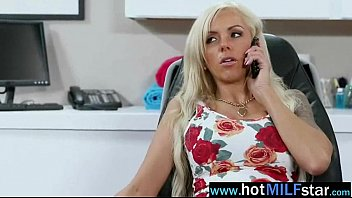 doggy front milf Creampie with speculum
