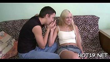 ffm pain double forced threesome penetration rough Milf seduces daughters boyfreind