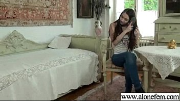 sanny lone sex Teen with glass fuck hard