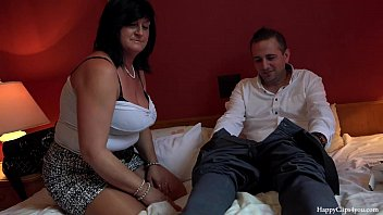 forced boy friends mom his Horny milf in humpbusscom