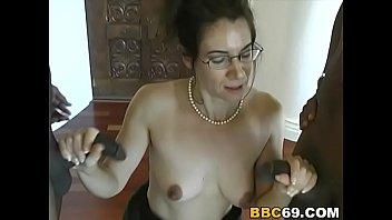bbc group takeson milf Pornstars get hardcore punishment video 20