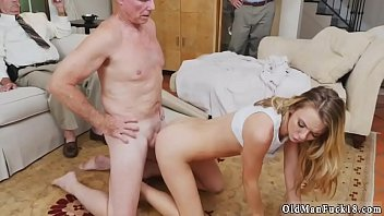 s pussy son the eats man fields old his in gf Cock teasing cfnm cum