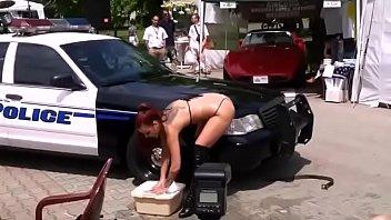 jaden bikini lesbaine Hidden camera sex caught doing the nasty by neighbor