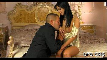 1st girl time sex Nice brunette hottie urgently needs huge cock to suck and fuck