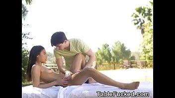 table sexvideo milking Sleeping girl panties